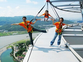 Macau Tower Sky Walk X